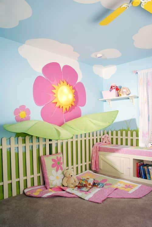 como decorar espaco infantil