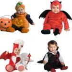 fantasias-de-halloween crianças diferentes