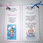 convites batizado 2013 simples
