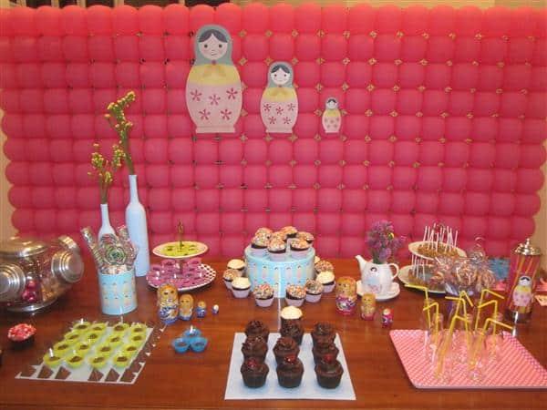 dicas de decoracao mesa de aniversario infantil