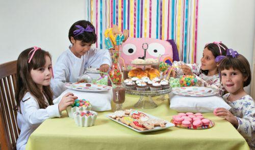 Espa?o Infantil ? Como Organizar uma Festa do Pijama ...