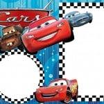 convite festa tema carros