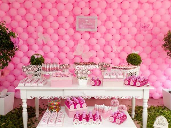 festa provençal rosa