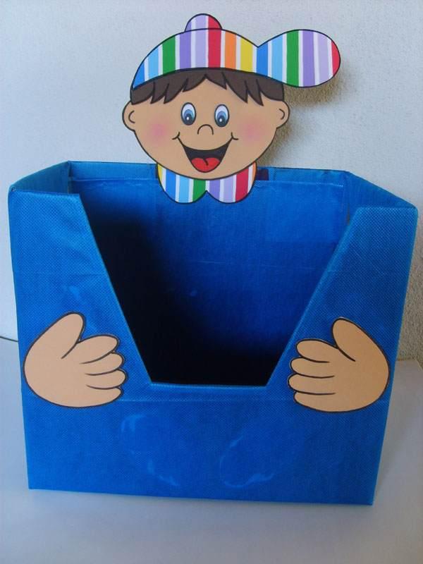 Espaço Infantil – Decoração para sala de aula infantil