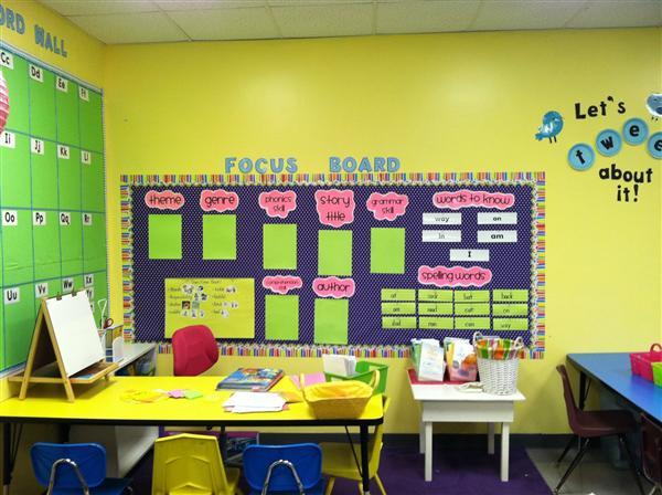 Espa o infantil decora o para sala de aula infantil for Idea door primary 2014