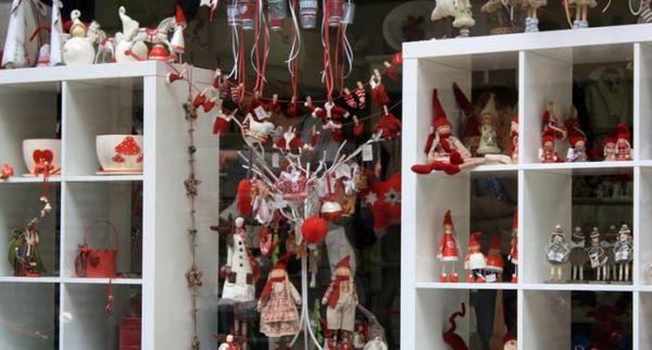 A decoração de Natal de loja infantil deve ser a mais interessante e chamativa possível (Foto: Divulgação)