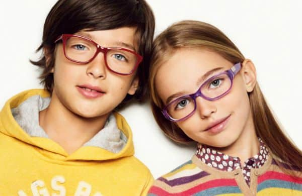 Atualmente há uma infinidade de modelos de óculos infantil de grau (Foto: Divulgação)