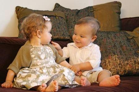 A roupa infantil para usar no Natal deve primeiramente ser muito confortável (Foto: Divulgação)