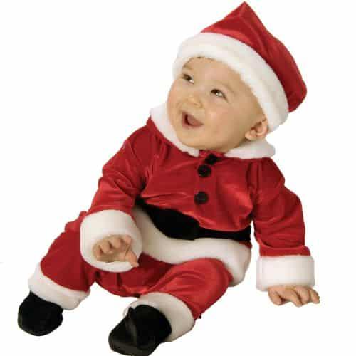 Espa 231 o infantil roupa infantil de papai noel