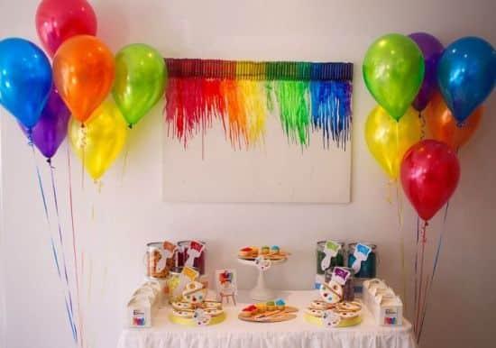 Infantil – Dicas de Decoração de Festa Infantil para Fazer em Casa