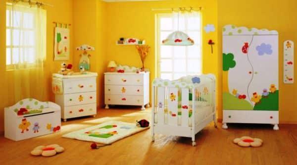 Espa o infantil como decorar quarto infantil com eva - Ideas pintar habitacion infantil ...