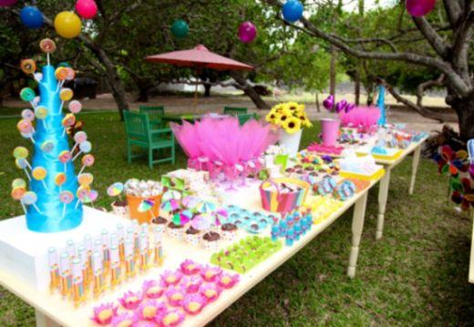 Os doces e salgados para festa infantil estão bem democráticos e você tem muitas opções para escolher (Foto: Divulgação)