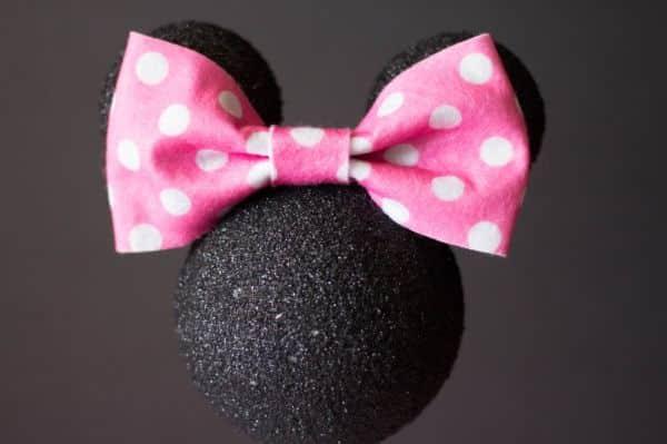 Mickey e Minnie - Kit Completo com molduras para convites