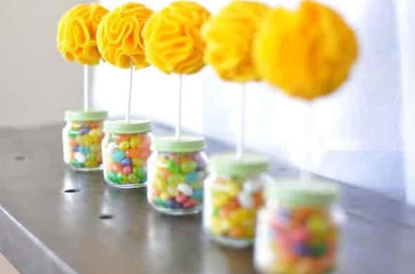 Faça artesanato para festa de aniversário infantil e deixe a sua festinha mais bonita, além de economizar um bom dinheiro (Foto: Divulgação)