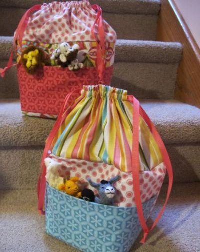 Bolsa Em Tecido Infantil Passo A Passo : Espa?o infantil bolsa de tecido passo a