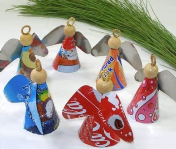 Armario Para Compressor Odontologico ~ Espaço Infantil Artesanato de Natal com Latinhas