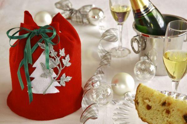 Porta-panetone é ótima opção de presente (Foto: mulher.uol.com.br)