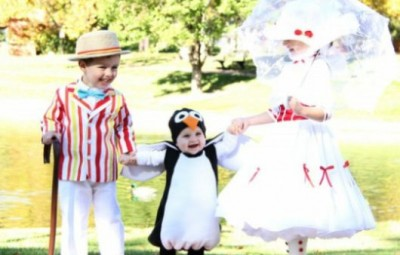 Há muitas opções de fantasia infantil basta usar a imaginação (Foto: artedefazerartesanato.com.br)