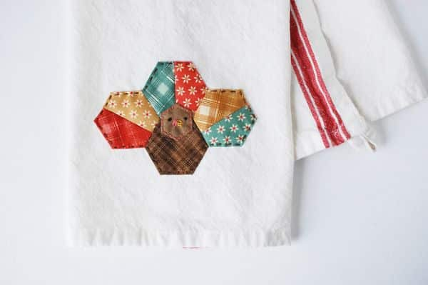 Decore de forma diferente o seu pano de prato e faça o maior sucesso (Foto: wildolive.blogspot.com.br)