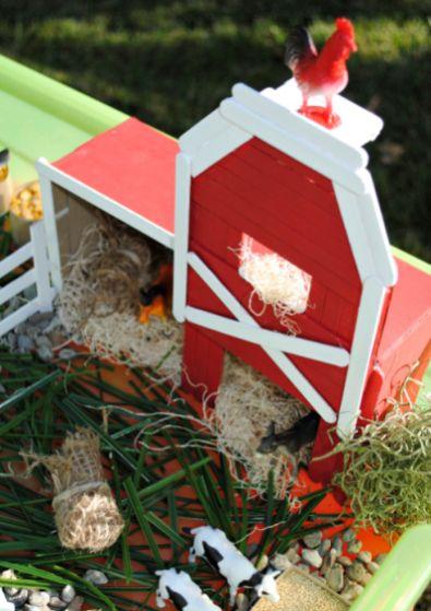 Artesanatos infantis com palitos de picolé são muito divertidos (Foto: crayonboxchronicles.com)