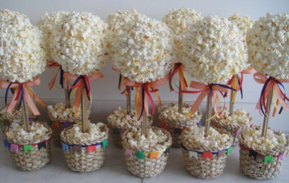 da cathellyn 12 Ideias Criativas de Topiarias para Festa Infantil