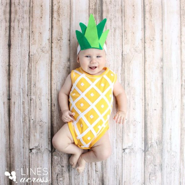 Invista em uma das muitas ideias de fantasias infantis fáceis de fazer (Foto: coolmompicks.com)