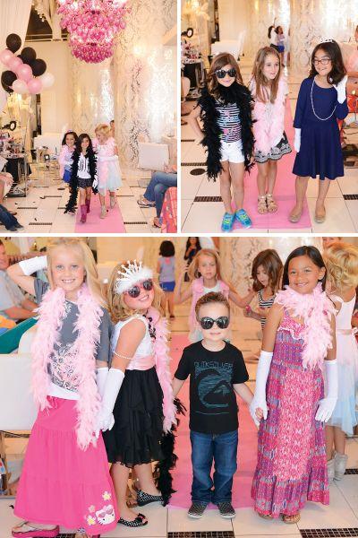 Espa O Infantil Como Decorar Festa Infantil Da Barbie Em Paris