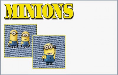 Convite de aniversário infantil dos Minions é fofo e pode ser feito em casa (Foto: eng.ohmyfiesta.com)
