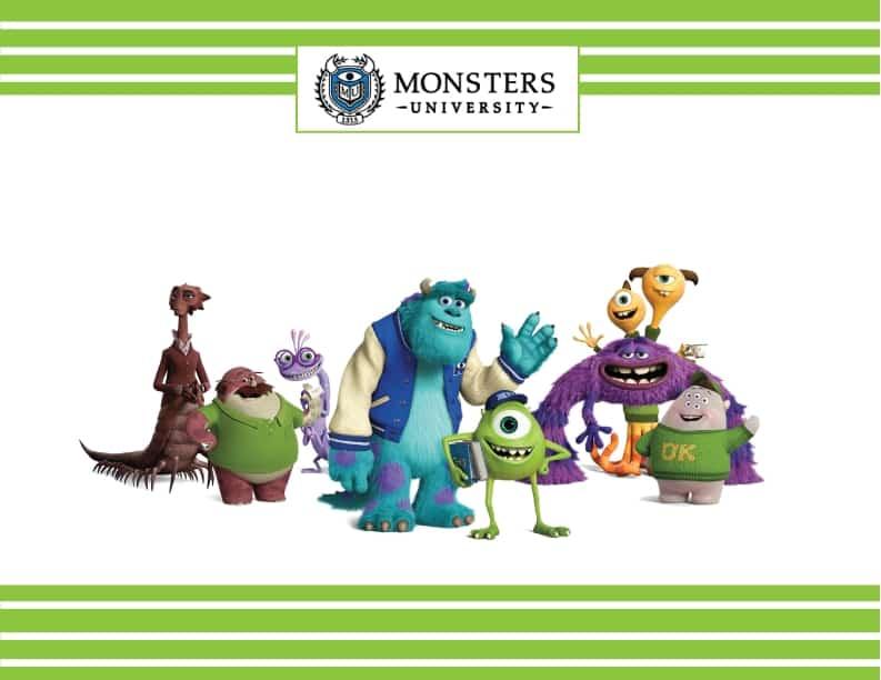 Festa dos Monstros SA agrada a todos (Foto: familyshoppingbag.com)