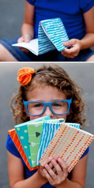 Caderneta Infantil Passo a Passo