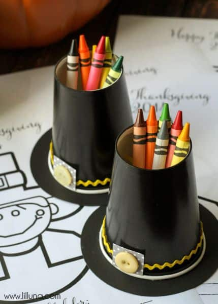 Este fofo porta-lápis infantil com copo descartável vai incentivar os seus pequenos a estudarem mais (Foto: lilluna.com)