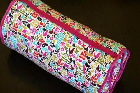 Sua criança vai adorar este tapete de descanso infantil (Foto: prettyprudent.com)