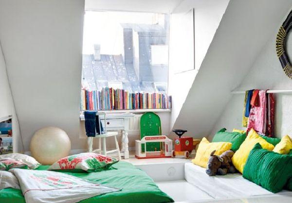 Quarto montessoriano infantil é barato e ainda é muito interessante e importante para o desenvolvimento da sua criança (Foto: blog.tricae.com.br)
