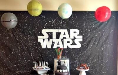 Ideias para Decoração de Festa Infantil Star Wars