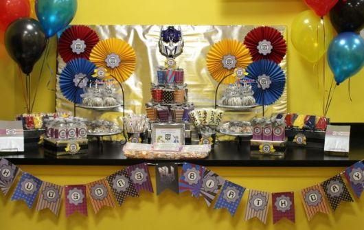 também sobre Decoração de festa infantil Tema Turma do Chaves