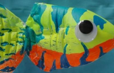 Há várias opções de artesanato fácil para fazer com as crianças, escolha a sua preferida (Foto: meaningfulmama.com)