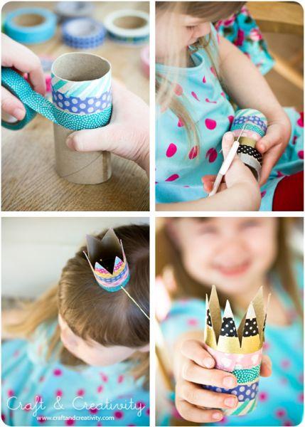 Artesanato Infantil Fácil De Fazer
