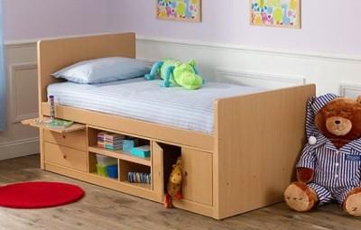Invista em camas infantis divertidas para os seus filhos (Foto: kidsologie.net)