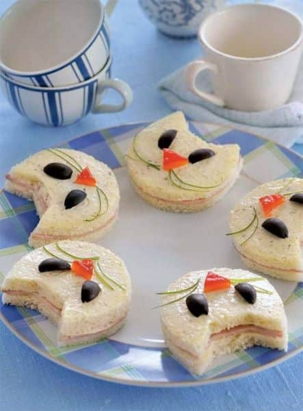 Ideias de pratos divertidos e saud veis para crian as - Kawaii kochen ...