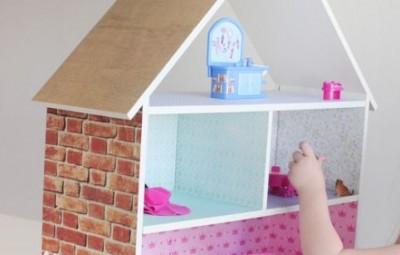 Decorando Casinha de Boneca Infantil