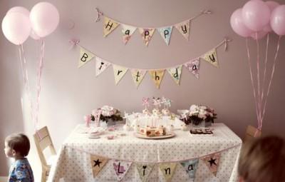 Economizar na festa infantil é fácil (Foto: pinterest.com)