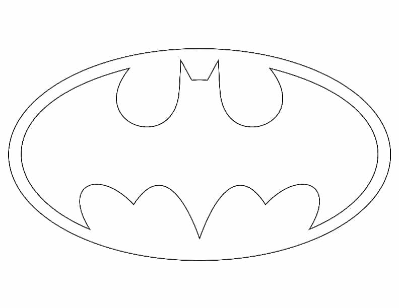 Capa Infantil Do Batman