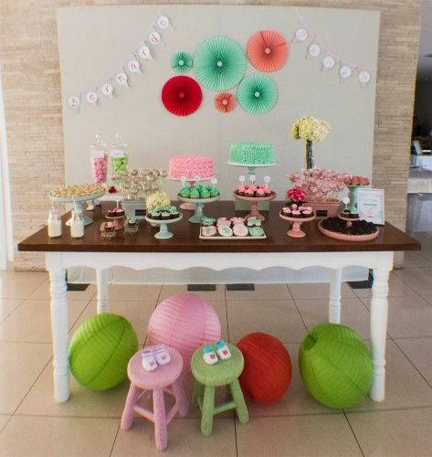 decoracao alternativa para festa infantil : decoracao alternativa para festa infantil:Espaço Infantil Decoração de Festa Infantil Gêmeos Casal