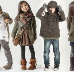 As tendências de moda infantil inverno 2016 chegam para deixar os pequenos ainda mais cativantes (Foto: pinterest.com)