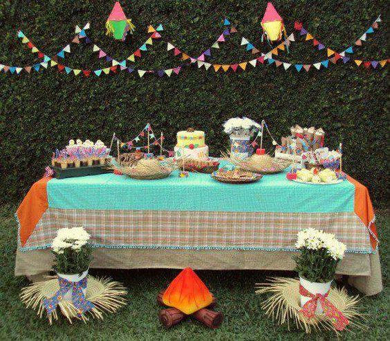 Decoração de Festinha Infantil