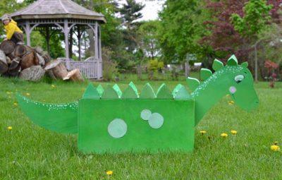 Dicas para Fazer Caixa Dinossauro para Crianças