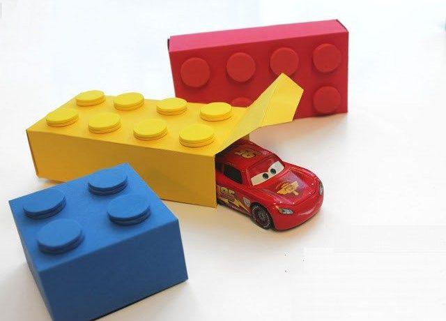 Caixa Lego