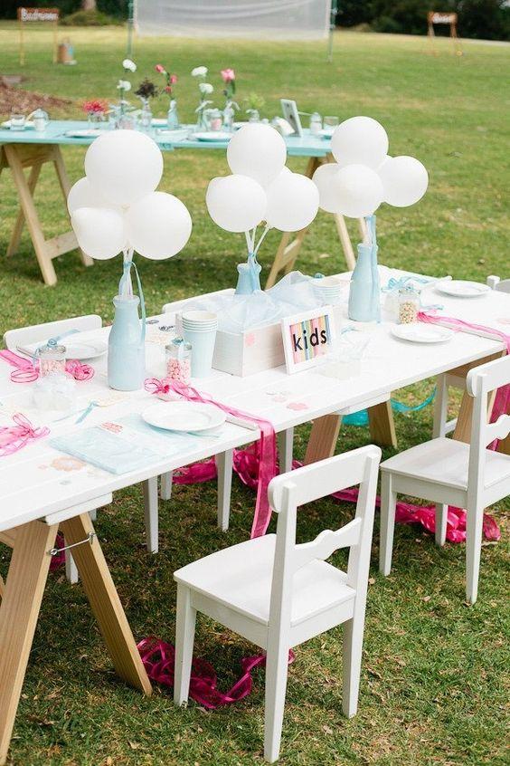 Espaço Infantil para Casamento