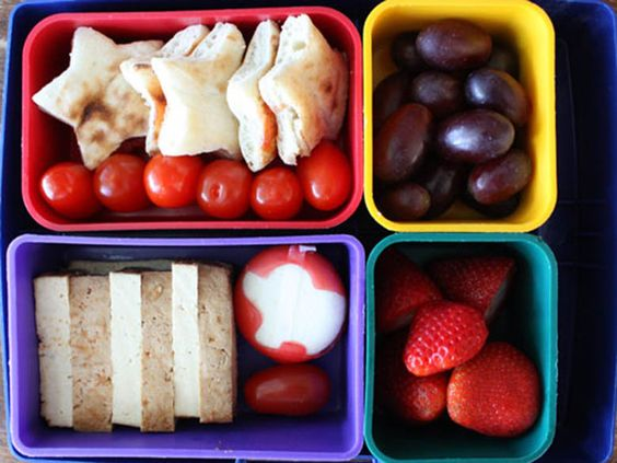 Dicas de Alimentação Infantil Saudável para Lanche Escolar