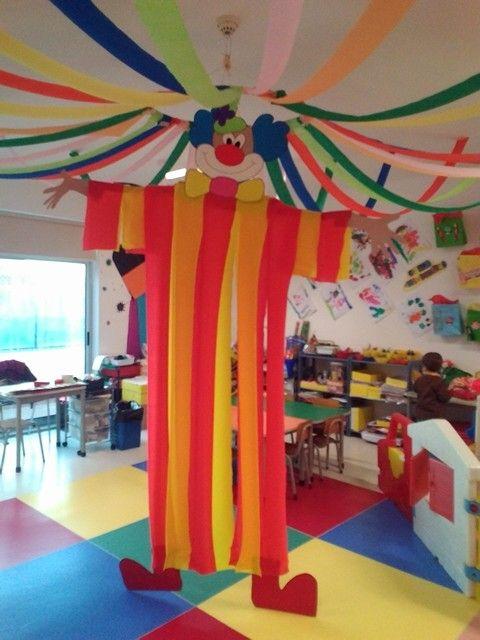 formatura infantil tema circo